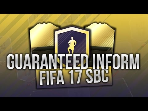 FIFA 17 - *LEAKED* TOTW 25 Guarantee SBCs! - TOTW Guarantee Packs in FIFA 17! - *INSANE* Profit!