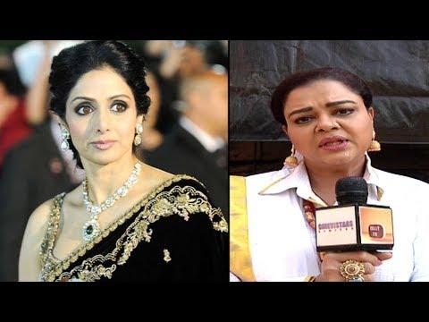 Ananya Khare Reaction On Sridevi Died