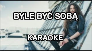 Michał Szpak - Byle być sobą [karaoke/instrumental] - Polinstrumentalista