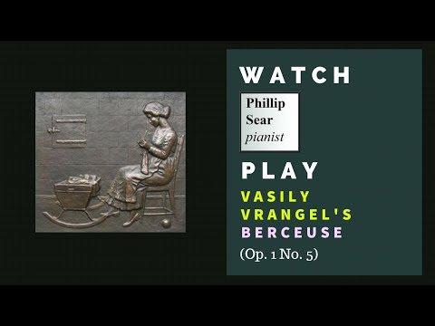 Vasily Vrangel: Berceuse, Op. 1 No. 5