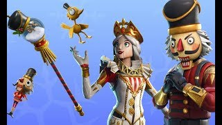 SHOP FORTNITE 20/12/2018!! NEW SKIN CRACKABELLA AND PICCONE PALLA OF VETRO, SKIN COLPO TO MAESTRO