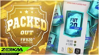 OPENING 100K PACKS FOR EVERY WIN! (Packed Out #100) (FIFA 20 Ultimate Team)