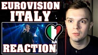 [EUROVISION 2020] Diodato – Fai Rumore 🇮🇹 (Sanremo 2020) | Italy (RUSSIAN REACTION)