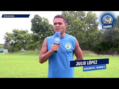 Entrevista   Julio López