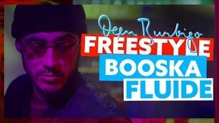 Deen Burbigo dévoile en exclusivité son freestyle Booska Fluide pou...