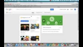 How To Setup and Run a Google Hangout 2014