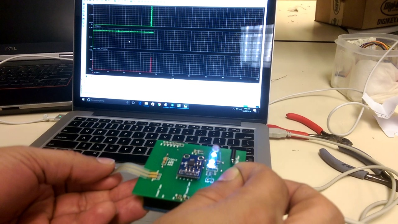Arduino Hardware in the loop With Pspice project
