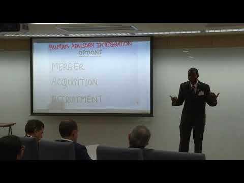 2017 Round 1 Middlesex University Mauritius - HSBC/HKU Asia Pacific Business Case Competition