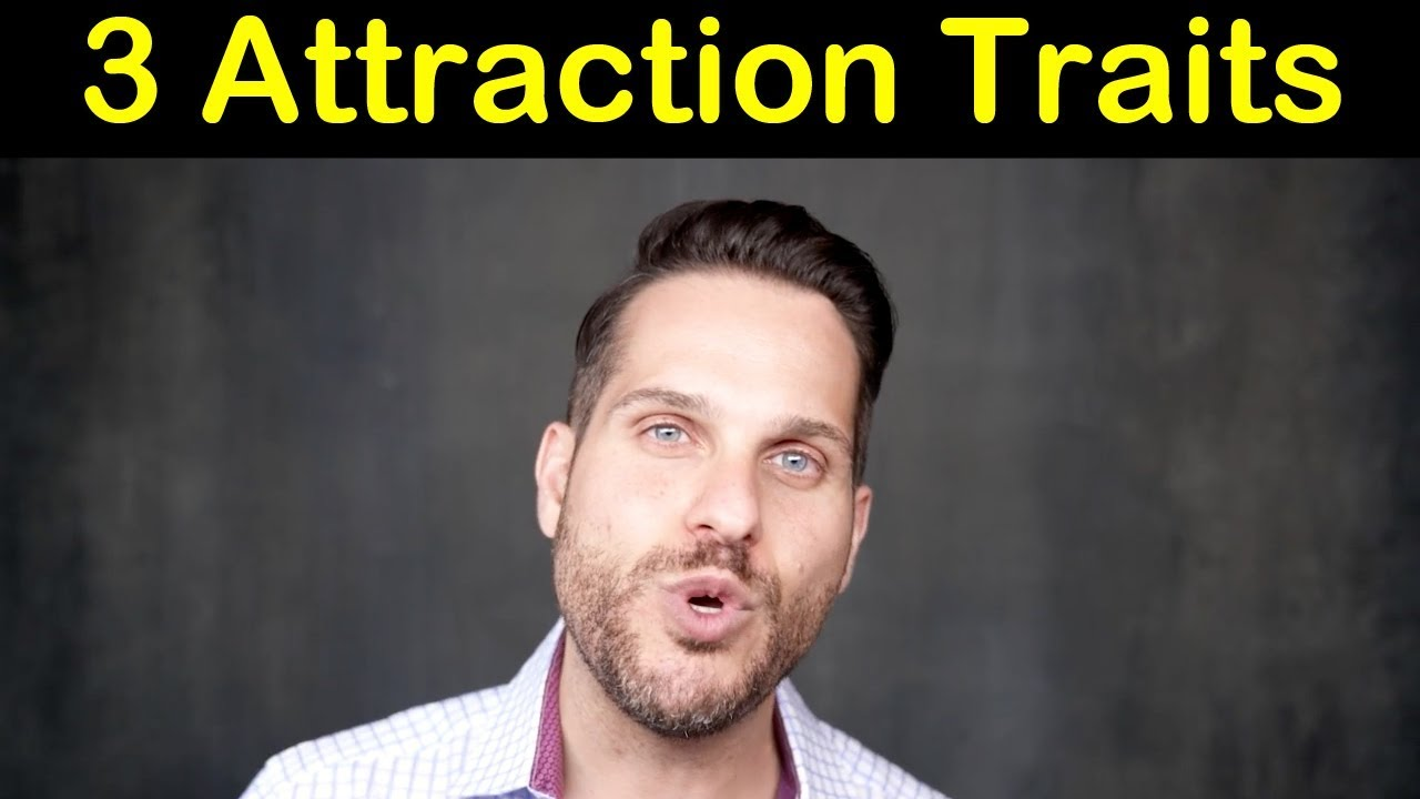 Attraction killers for a man