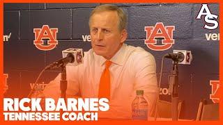 Tennessee Volunteers basketball coach Rick Barnes