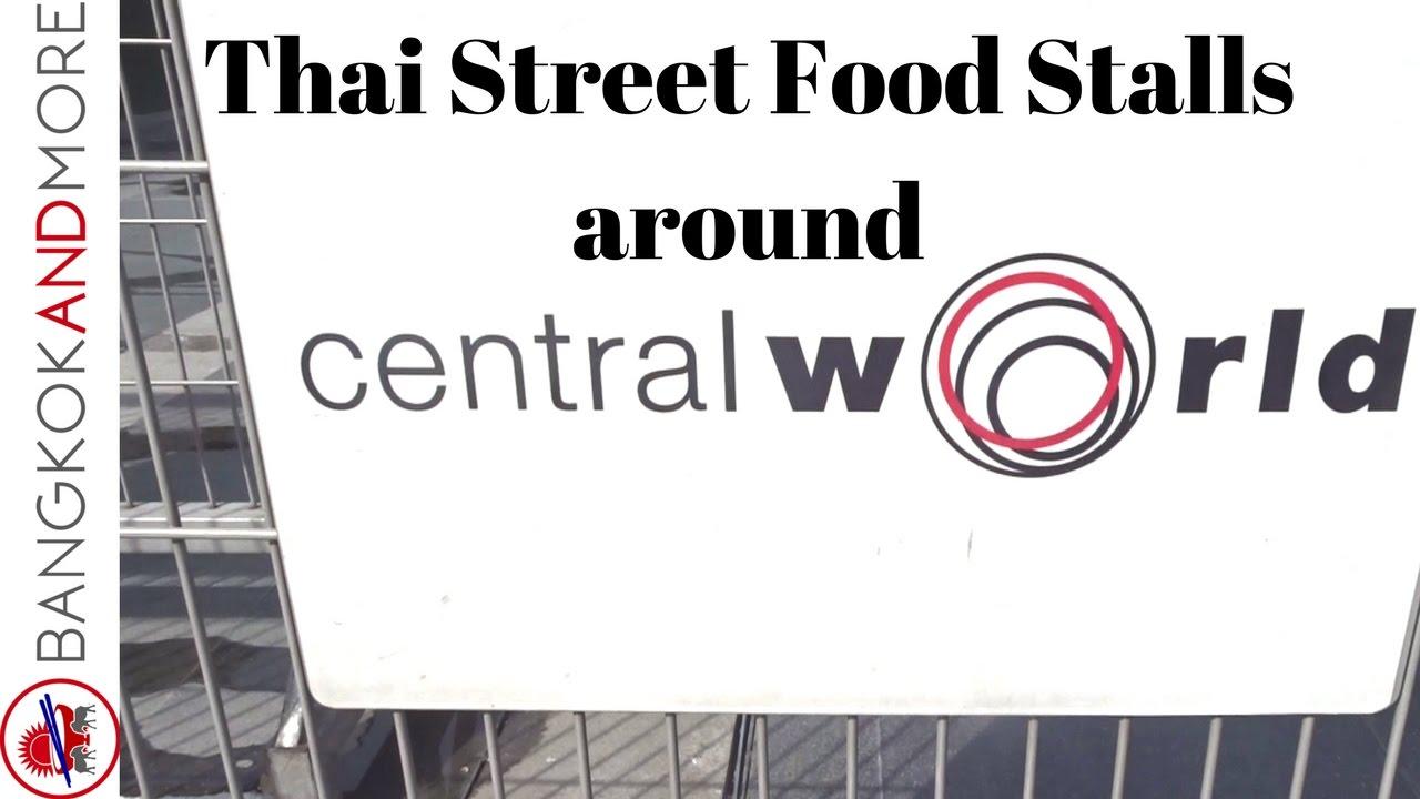 Central world bangkok thai street food stalls at the plaza a thaifood thaistreetfood streetfood gumiabroncs Image collections