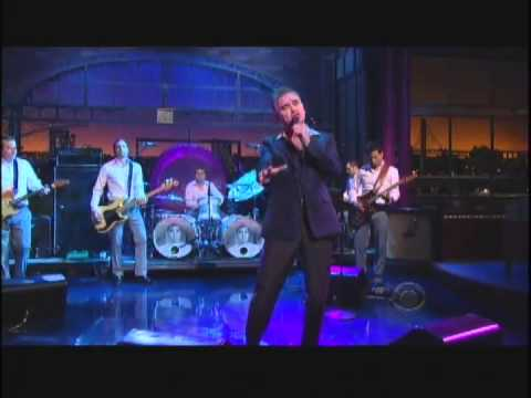 Morrissey on Letterman    `Action is My Middle Name' Jan 8th, 2013