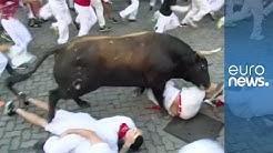 Bull Run 2016: 4 injured in 1st day of festival, Pamplona