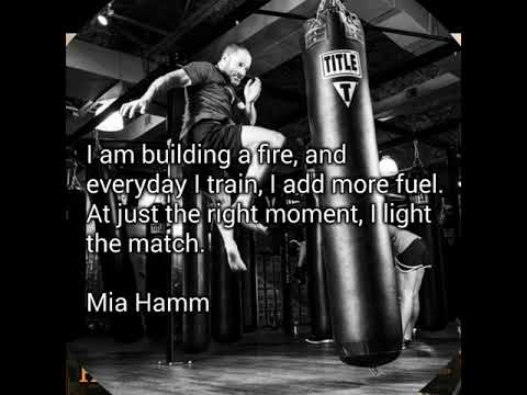 SPORTS MOTIVATIONAL AND INSPIRATIONAL QUOTES BY SPORTS PERSON