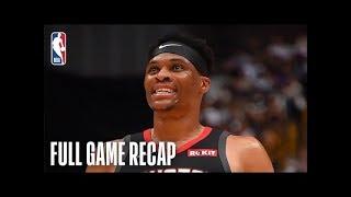 RAPTORS vs ROCKETS Full Game Highlights! 2019 NBA Preseason