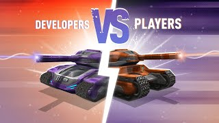 Developers vs. Players
