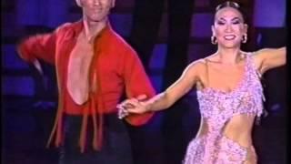 067 社交ダンス ルンバ ソロ競技(Ballroom Dance Rumba) 1999年第20回日本インター