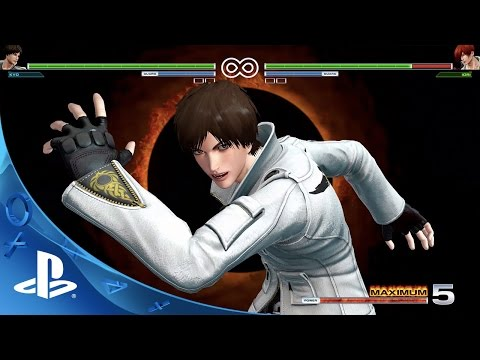 THE KING OF FIGHTERS XIV -  Invitation Trailer | PS4