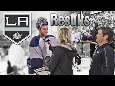 LA Kings Pro Tryout RESULTS: Did I Make It?