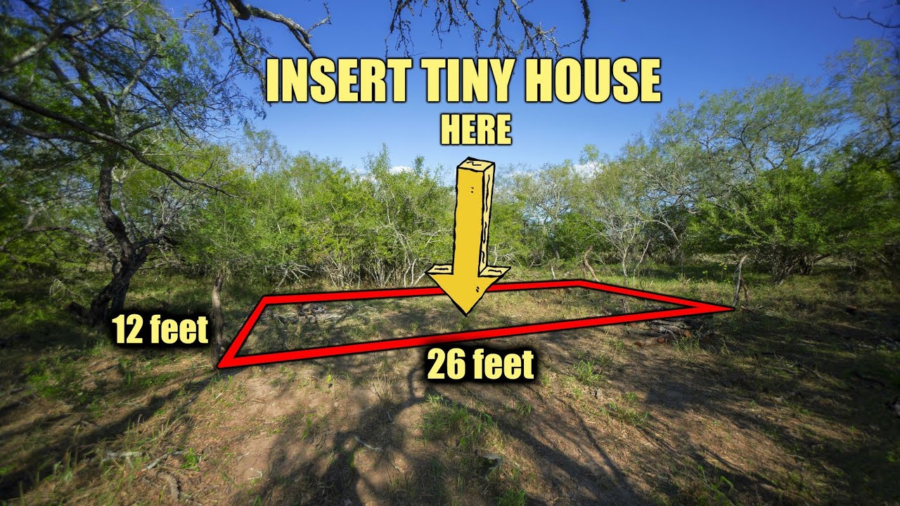 Making Room For The Tiny House Tiny Off Grid Challenge