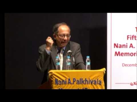 Dr Kaushik Basu on 'Law, economics and the control of corruption'