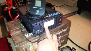 DC to AC Inverters: Power Factor & Bonded vs Floating Neutral