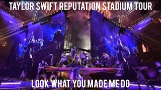 Taylor Swift - Look What You Made Me Do (Live from MetLife Stadium)