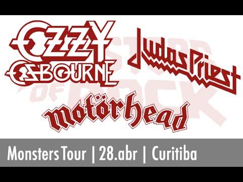 Monster Tour Curitiba 2015