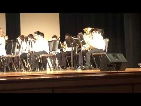 Manassas Park Middle School Honor Band - Virginia