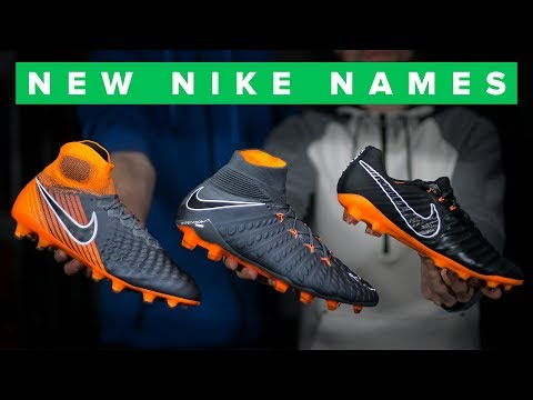 NIKE FAST AF | New names for the Nike football boots!