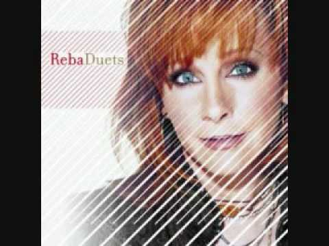 Reba and Kelly Clarkson- Because of You (with lyrics)
