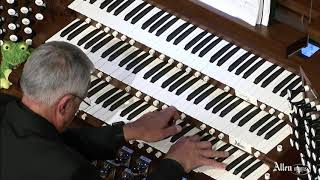 Maestro Hector Olivera performs Widor's Toccata from Symphony No.5