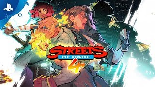 Streets of Rage 4 - Gamescom 2019 Cherry Hunter | PS4