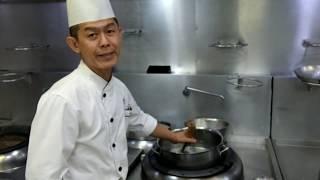 The Making of Rice Dumpling with Shang Palace Executive Chef John Chu