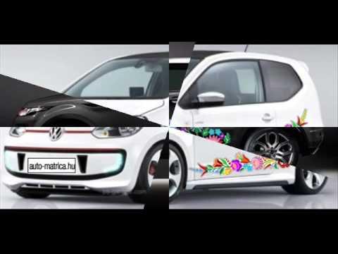 f0c0a31e79 Autó matrica, kalocsai mintás autó matricák - YouTube
