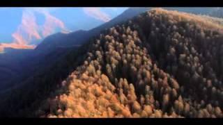 "Russian winter resort Krasnaya Polyana (Sochi-2014 ""Mountain Cluster"")"