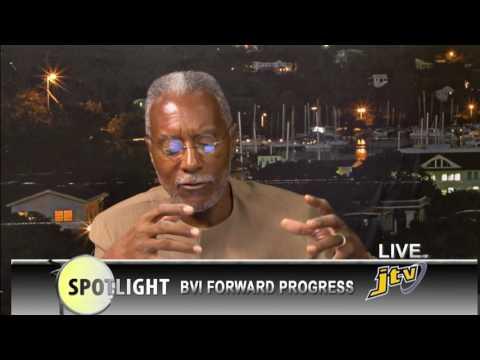 SPOTLIGHT   BVI FORWARD PROGRESS