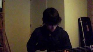 kajagoogoo too shy bass cover