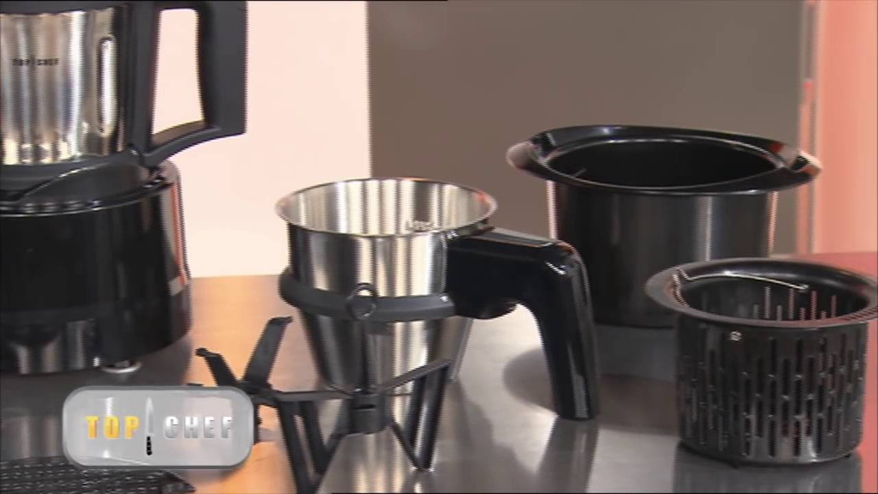 THERMOGOURMET TOP CHEF - Robot culinaire - Best Of TV - YouTube