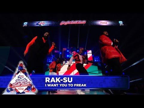 Rak-su - 'I Want You To Freak' (Live At Capital's Jingle Bell Ball 2018)