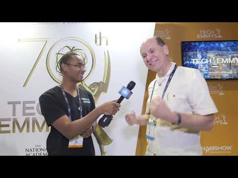 NATAS: 2019 NAB Show Interview. @TheEmmys @NABShow #NABShow