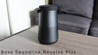 Bose Soundlink Revolve Plus Honest Review (2019)
