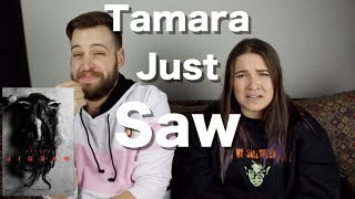 Jigsaw - Tamara Just Saw