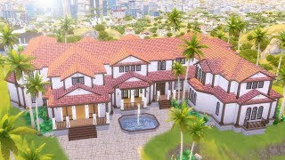 Building a Mansion in The Sims 4 (Streamed 12/5/18)