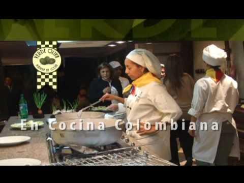 Academia De Cocina Verde Oliva Youtube