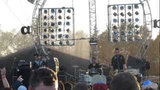 The Peacocks live@ Mighty Sounds 2012, Czech Republic [HD]