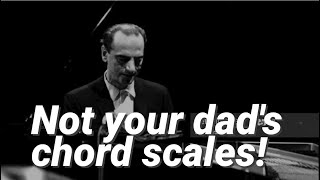 the forgotten dominant and lennie tristano's weird scales