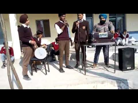 Palle Sade Kakh Na Reha cover song with my music students Kuldeep manak hi di ik yad