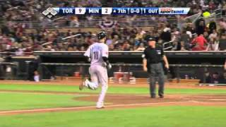 2010/09/30 Blue Jays' six homers