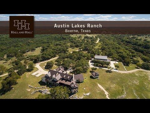 Austin Lakes Ranch - Boerne, Texas